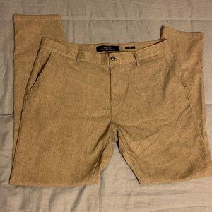 Zara Gray Dress Pants 32